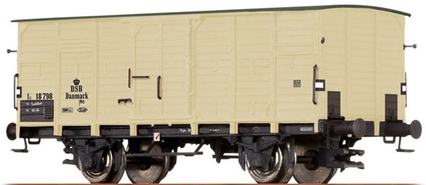Brawa 67445 - Covered Freight Car G10