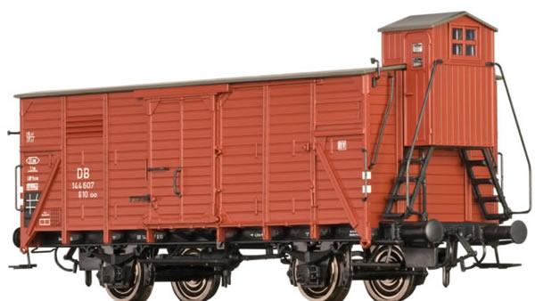 Brawa 67453 - Covered Freight Car G10 DB