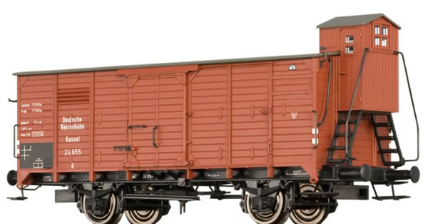 Brawa 67454 - Covered Freight Car G DRG