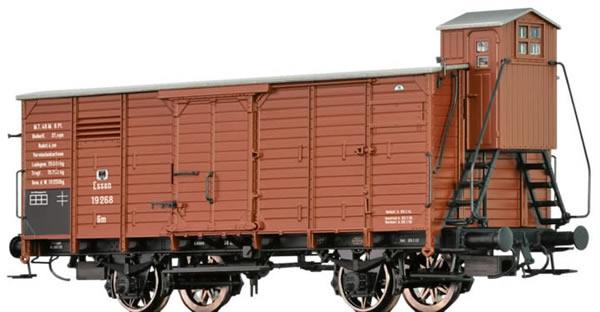 Brawa 67455 - Covered Freight Car Gm K.P.E.V.