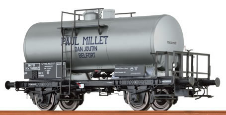 Brawa 67501 - French Tank Car Paul Millet of the SNCF