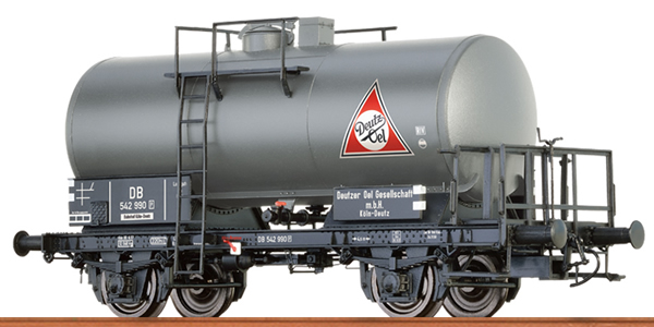 Brawa 67532 - German Tank Car DEUTZ OEL of the DB