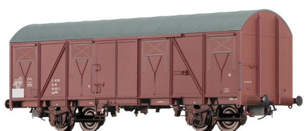 Brawa 67813 - Covered Freight Car Gos DR