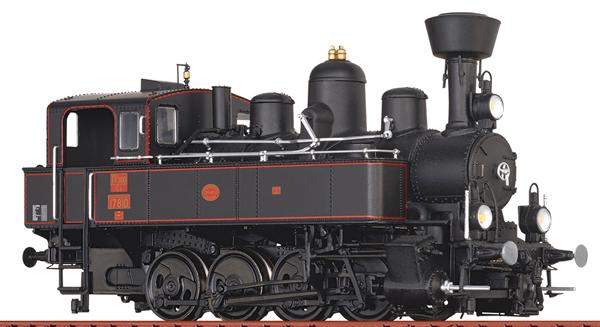 Brawa 70000 - H0 Steam Locomotive 178 kkStB, I, DC An.