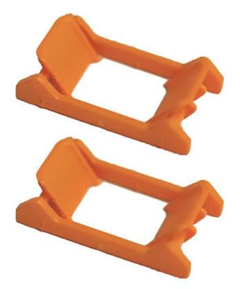 Brawa 93701 - 0 Set of wheel chocks