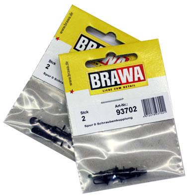 Brawa 93702 - O Coupling