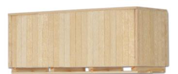Brawa 93712 - German Wooden Box Load of the DB