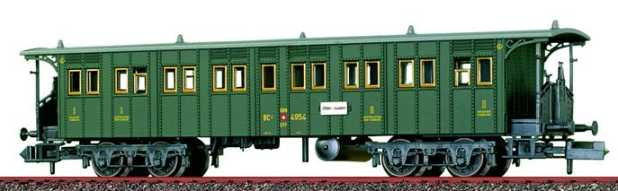 brawa 65024 passenger coach c4 sbbbrawa passenger coach c4 sbb