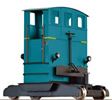 O Scale Breuer Shunting Locomotive