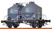 0 Scale Cement Silo Car Kds54 DB, I