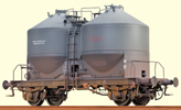 Cement Silo Car Kds 56