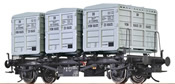 O Scale Container Car Lbs 577 DB, I