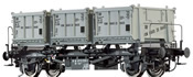O Scale Container Car Lbrs 577 DB,