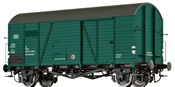 O Scale Freight Car Oppeln Gklm DB,