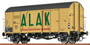 "Boxcar Grs ""Alak"" DR Brit.-US Zone"
