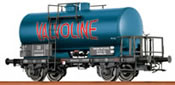 "Tank Car 2-axle ""Valvoline"""