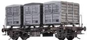 Container Car BTS 30