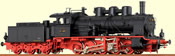 H0 Steam Loco BR 57.4 DRG, II, AC/SS