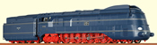 Germany Steam Locomotive BR 06 of the DRG (Sound Decoder)