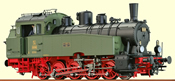 Brawa 40303 H0 Steam Loco Tn KWStE, I, AC