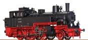 German Steam Locomotive BR 74.0-3 of the DB
