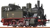 HO Steam Loco T8 Prussian K.P.E.V, Era I, (DC Analog)