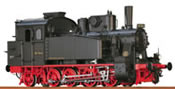German Steam Locomotive BR98.10 of the DRG (DCC Sound Decoder)