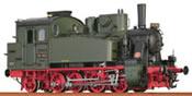 German Steam Locomotive BR98.10 Bayern of the DRG