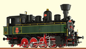 HO Steam Loco 178 Montafon, I