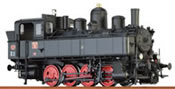 Austrian Steam Locomotive Reihe 178 Wiene