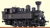 Czechoslovakian Steam Locomotive BR422.0 of the CSD