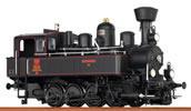 Austrian Steam Locomotive Reihe 178 of the KkstB