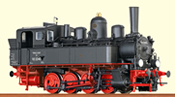 German Steam Locomotive BR92.22 of the DRG (DCC Sound Decoder)