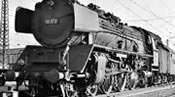 German Steam Locomotive BR 01 of the DB (DC Analog Basic Plus)
