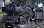 German Steam Locomotive BR 001 of the DB (DC Analog Basic Plus)