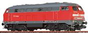 German Diesel Locomotive 216 of the DB (Sound Decoder)