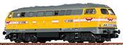 German Diesel Locomotive 216 of the Wiebe (Sound Decoder)