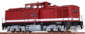 German Diesel Locomotive 199 of the DR