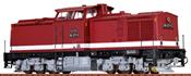 German Diesel Locomotive 199 of the DR (DCC Sound Decoder)