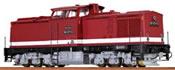 German Diesel Locomotive BR 199 of the DR (DCC Sound Decoder)