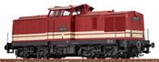 German Diesel Locomotive V100 of the DR