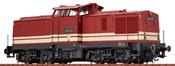 German Diesel Locomotive V100 of the DR (DCC Sound Decoder)
