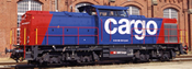 Swiss Diesel Locomotive 203 of the SBB (DCC Sound Decoder)