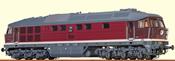 German Diesel Locomotive BR132 of the DR (DCC Sound Decoder)