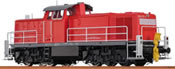 German Diesel Locomotive BR294 of the DB – Analog BASIC