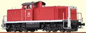 German Diesel Locomotive BR 290 of the DB - BASIC