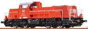 German Diesel Locomotive Gravita of the DB AG (DC Analog Basic Plus)
