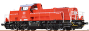 German Diesel Locomotive Gravita of the DB AG (AC Digital Extra w/Sound)