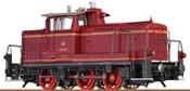 German Diesel Locomotive V60 of the DB
