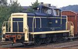 German Diesel Locomotive 363 of the DB (AC Digital Extra w/Sound)